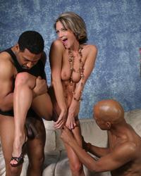 20 Inches Of Dark-skinned Dick